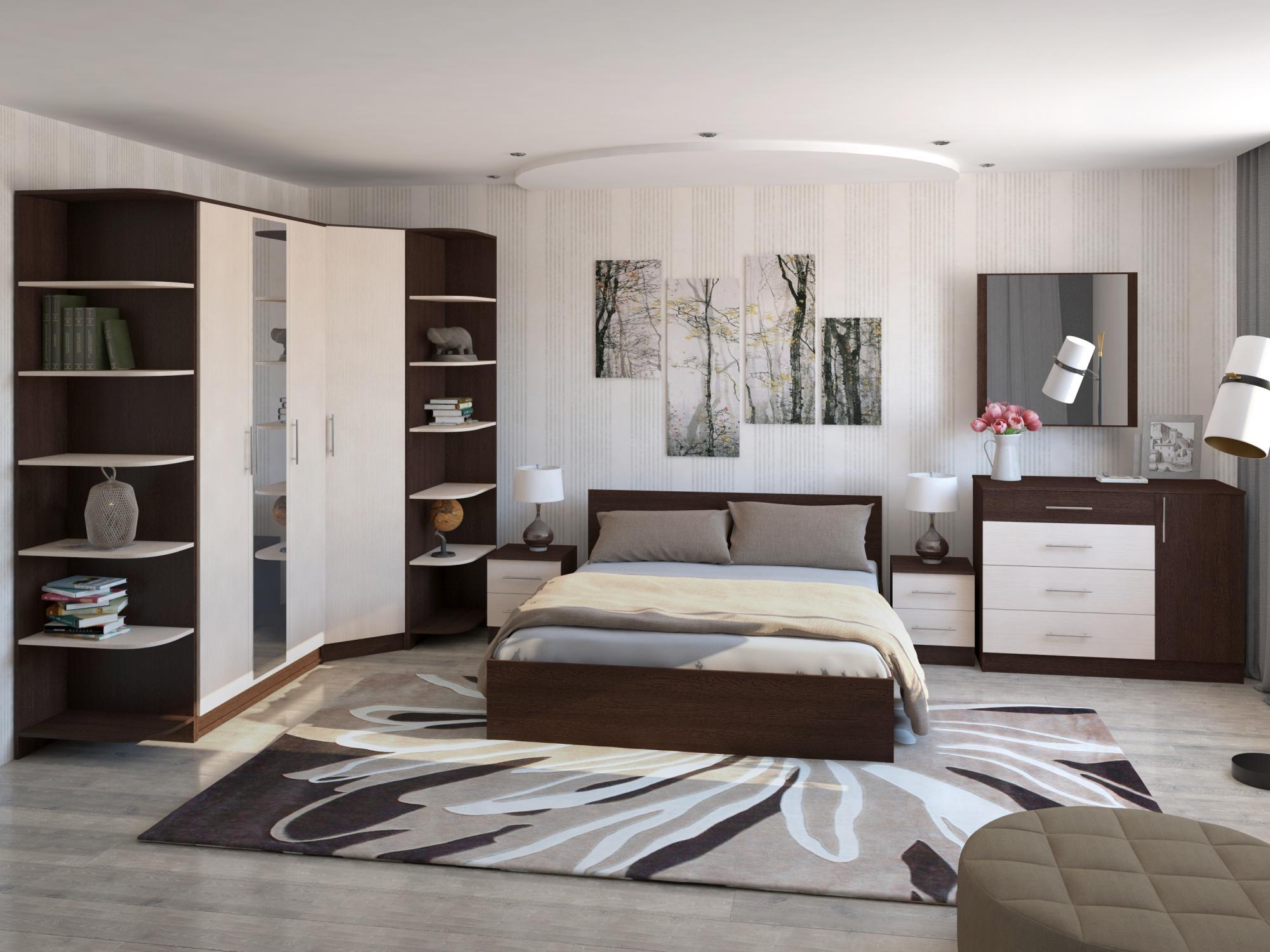 Дизайн спальни для молодой пары фото случае дымоходом