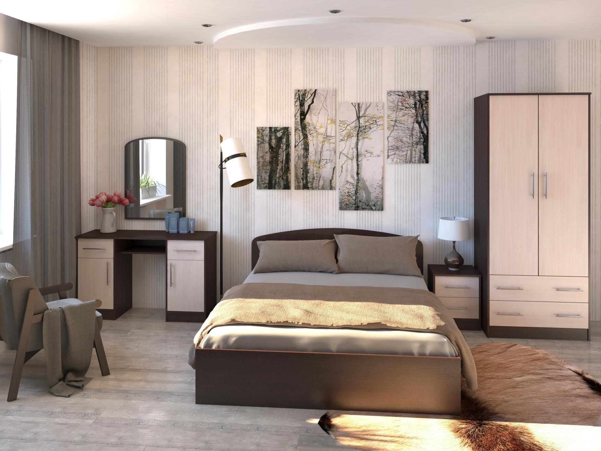 Картинка мебели для спальни